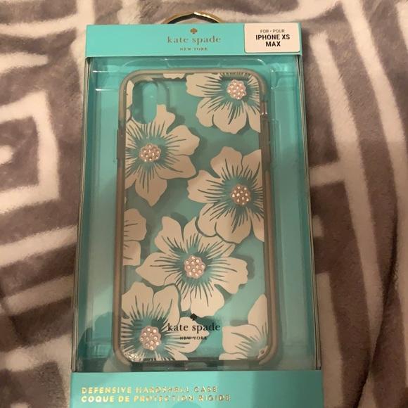 iPhone XS Max kate spade phone case